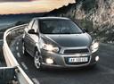 Фото авто Chevrolet Aveo T300, ракурс: 315 цвет: серебряный