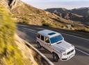 Фото авто Mercedes-Benz G-Класс W464, ракурс: 315 цвет: белый