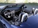 Фото авто Mazda MX-5 NC, ракурс: салон целиком