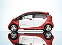 Фото авто Mitsubishi i-MiEV 1 поколение, ракурс: 90 цвет: красный