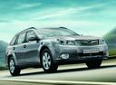 Фото авто Subaru Outback 4 поколение, ракурс: 315 цвет: бирюзовый