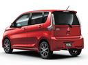 Фото авто Mitsubishi eK B11 [рестайлинг], ракурс: 135 цвет: красный