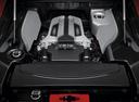 Фото авто Audi R8 1 поколение [рестайлинг], ракурс: двигатель