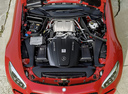 Фото авто Mercedes-Benz AMG GT C190, ракурс: двигатель цвет: красный