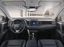 Новый Toyota RAV4, черный металлик, 2017 года выпуска, цена 1 510 000 руб. в автосалоне Тойота Центр Новороссийск