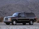 Фото авто Chevrolet Tahoe GMT400, ракурс: 45