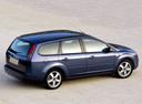 Фото авто Ford Focus 2 поколение, ракурс: 225 цвет: синий