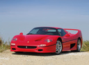 Фото авто Ferrari F50 1 поколение, ракурс: 45
