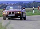 Фото авто BMW 3 серия E36,  цвет: бордовый