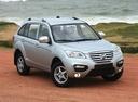 Фото авто Lifan X60 1 поколение, ракурс: 315 цвет: серебряный