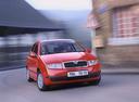 Фото авто Skoda Fabia 6Y,  цвет: красный