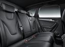 Фото авто Audi S4 B8/8K [рестайлинг], ракурс: задние сиденья