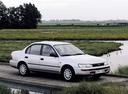 Фото авто Toyota Corolla E100, ракурс: 315 цвет: белый