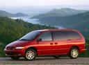 Фото авто Dodge Caravan 3 поколение, ракурс: 90