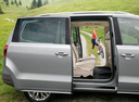 Фото авто Volkswagen Sharan 2 поколение, ракурс: сиденье