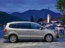 Фото авто Volkswagen Sharan 2 поколение, ракурс: 270