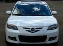 Фото авто Mazda 3 BK [рестайлинг],  цвет: белый