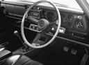 Фото авто Nissan Bluebird 510, ракурс: рулевое колесо