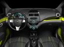 Фото авто Chevrolet Spark M300, ракурс: торпедо
