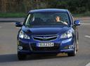 Фото авто Subaru Legacy 5 поколение,  цвет: синий
