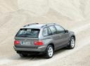Фото авто BMW X5 E53 [рестайлинг], ракурс: 225 цвет: серый