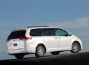 Фото авто Toyota Sienna 3 поколение, ракурс: 225