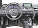 Фото авто Alpina D3 F30/F31, ракурс: рулевое колесо