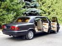 Фото авто ГАЗ 31105 Волга 1 поколение, ракурс: 225 цвет: серый