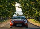 Фото авто Aston Martin DB11 1 поколение,  цвет: оранжевый