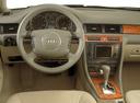 Фото авто Audi A6 4B/C5 [рестайлинг], ракурс: рулевое колесо