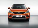 Фото авто Geely GS 1 поколение,  цвет: оранжевый