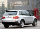 Фото авто BMW X5 E70, ракурс: 225 цвет: серебряный