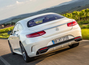Фото авто Mercedes-Benz S-Класс W222/C217/A217, ракурс: 180 цвет: серебряный