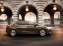 Фото авто Citroen C4 2 поколение [рестайлинг], ракурс: 270 цвет: коричневый