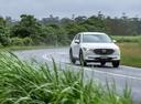 Фото авто Mazda CX-5 2 поколение, ракурс: 315 цвет: белый