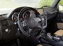 Фото авто Mercedes-Benz G-Класс W463 [2-й рестайлинг], ракурс: рулевое колесо