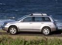 Фото авто Mitsubishi Outlander 1 поколение, ракурс: 90 цвет: серебряный