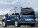 Фото авто Citroen Berlingo 2 поколение [2-й рестайлинг], ракурс: 135 цвет: голубой
