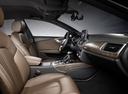 Фото авто Audi A7 4G, ракурс: сиденье