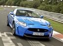 Фото авто Jaguar XK X150 [2-й рестайлинг],  цвет: синий