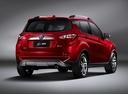 Фото авто Changan CS35 1 поколение, ракурс: 225 - рендер цвет: красный