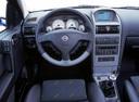 Фото авто Opel Corsa C [рестайлинг], ракурс: рулевое колесо