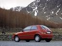 Фото авто Suzuki Baleno 1 поколение, ракурс: 135