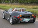 Фото авто Spyker C8 1 поколение, ракурс: 135 цвет: серый