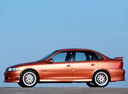 Фото авто Opel Vectra B [рестайлинг], ракурс: 90
