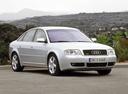Фото авто Audi A6 4B/C5 [рестайлинг], ракурс: 315 цвет: серебряный