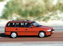 Фото авто Opel Astra F [рестайлинг], ракурс: 270