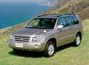 Фото авто Toyota Kluger XU20 [рестайлинг], ракурс: 45