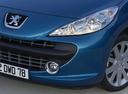 Фото авто Peugeot 207 1 поколение, ракурс: передняя часть