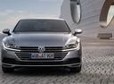 Фото авто Volkswagen Arteon 1 поколение,  цвет: серый